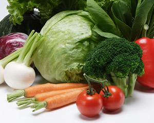 そのまま食べる生野菜や果物の残留農薬除去!