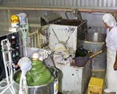水かき缶蒸し製法2
